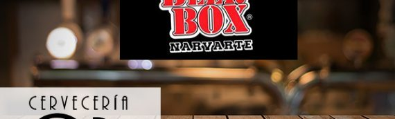 The Beer Box Narvarte