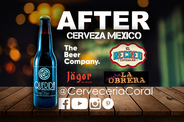 After Cerveza Mexico